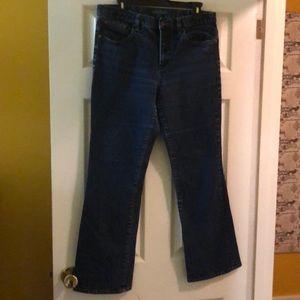 Ralph Lauren jeans. 12 bootcut